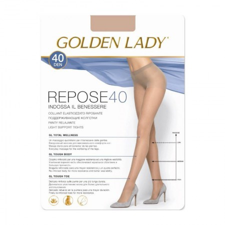 Rajstopy Golden Lady Repose 40 DEN Daino